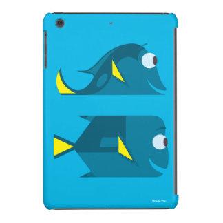 Encontrar el Dory el | Jenny y Charlie Fundas De iPad Mini