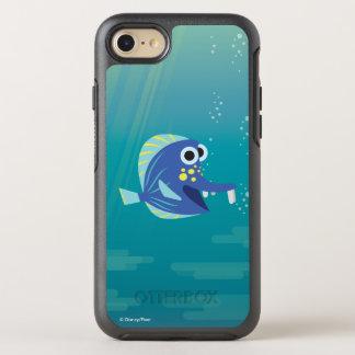 Encontrar el Dory el | Kathy Funda OtterBox Symmetry Para iPhone 7