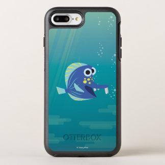 Encontrar el Dory el | Kathy Funda OtterBox Symmetry Para iPhone 7 Plus