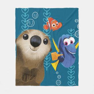 Encontrar el Dory el | Nemo, el Dory y la nutria Manta Polar