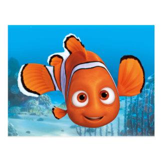 Encontrar el Dory el   Nemo Postales