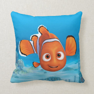 Encontrar el Dory Nemo Cojín Decorativo