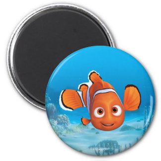 Encontrar el Dory Nemo Imán Redondo 5 Cm