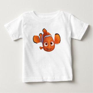 Encontrar el Dory Nemo Playera De Bebé
