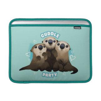 Encontrar el fiesta de la abrazo de las nutrias el funda  MacBook