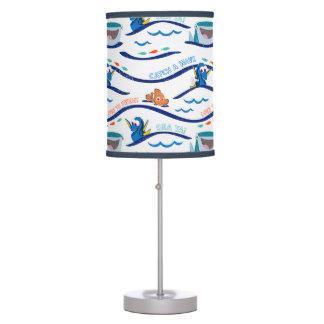 Encontrar el modelo de onda del Dory Lámpara De Mesilla De Noche