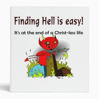 """Encontrar infierno es fácil carpeta 1"""""""