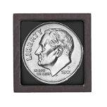 Encontrar la conmemoración de las monedas de diez  cajas de recuerdo de calidad