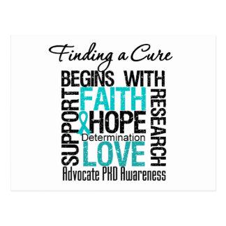 Encontrar una curación para la enfermedad de riñón postal