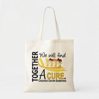 Encontraremos a un cáncer de la niñez de la curaci bolsas de mano