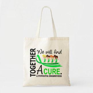 Encontraremos un linfoma de la curación bolsa