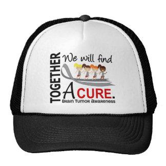 Encontraremos un tumor cerebral de la curación gorras