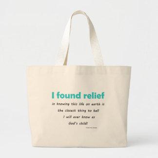 encontré alivio bolsas