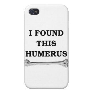 encontré este húmero iPhone 4/4S carcasa