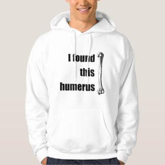 Encontré este húmero pulóver