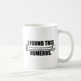 Encontré esto chistoso tazas de café