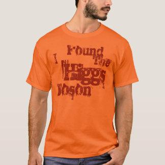 Encontré la camiseta del bosón de Higgs