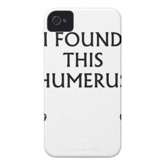 encontré las camisetas .png de este húmero iPhone 4 Case-Mate fundas