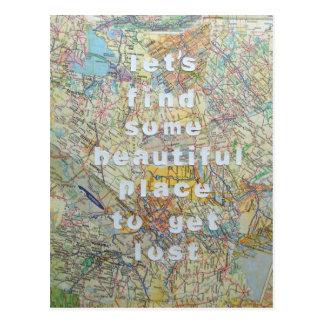 Encontremos un poco de postal hermosa del lugar