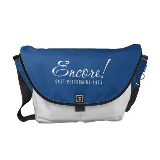 Encore! Logo Messenger Bag