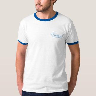Encore! Logo Ringer T T-Shirt