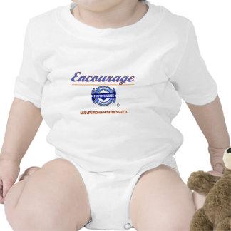 Encourage, by Positive State U! Tee Shirt