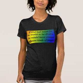 Encourage Diversity Standard T-Shirt