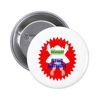 Encourage Excellence : Award Reward Inspire Lead 2 Inch Round Button