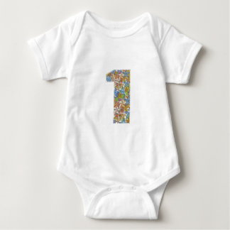 Encourage Excellence - Gift n Greeting Give aways Baby Bodysuit