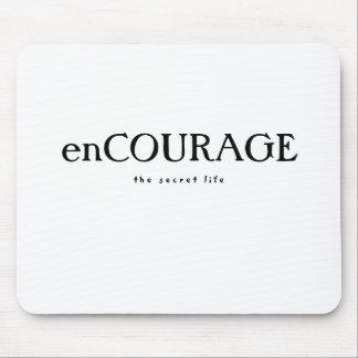 enCOURAGE Mousepad