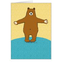 Encouragement Bear Hug Card