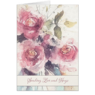 Encouragement for cancer patient (Christian) Greeting Card