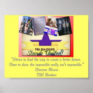 Encouragement for survivors posters