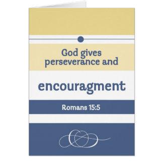 Encouragement Scriptures Greeting Cards