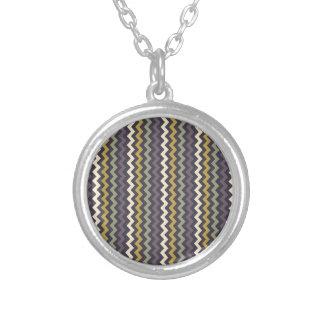 Encouraging Exuberant Determined Modest Round Pendant Necklace