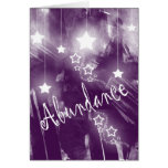 Encouraging/Inspirational Law of Attraction Card