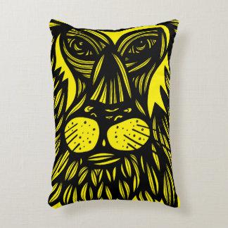 Encouraging Spirited Conscientious Zealous Accent Pillow