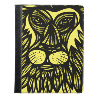 Encouraging Spirited Conscientious Zealous iPad Case