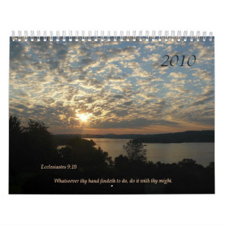 Encouragment from the Scriptures Calendar
