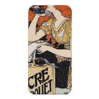 Encre L. Marquet, Eugène Grasset iPhone SE/5/5s Case