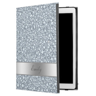 Encrusted Diamonds Glitter Patter iPad Pro Case