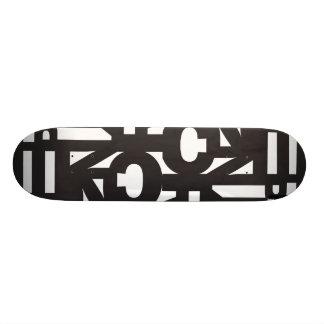 Encrypted Skateboard