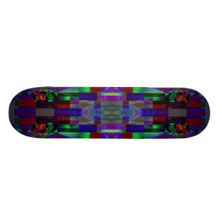 Encrypted Skateboard