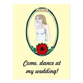 Encuentre a la novia postal