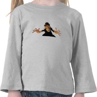 Encuentre al individuo Disney del hongo del Robins Camisetas