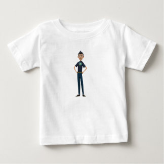 Encuentre al Wilbur Disney del Robinsons Camisas