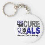 Encuentre el ALS de la curación 1 Llavero