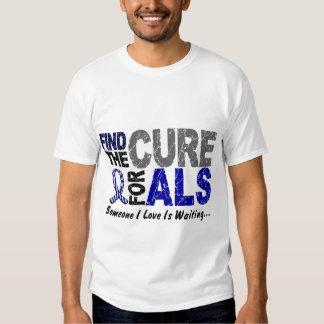 Encuentre el ALS de la curación 1 Playeras