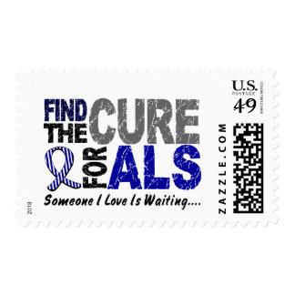 Encuentre el ALS de la curación 1 Sello