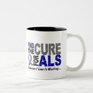 Encuentre el ALS de la curación 1 Tazas De Café